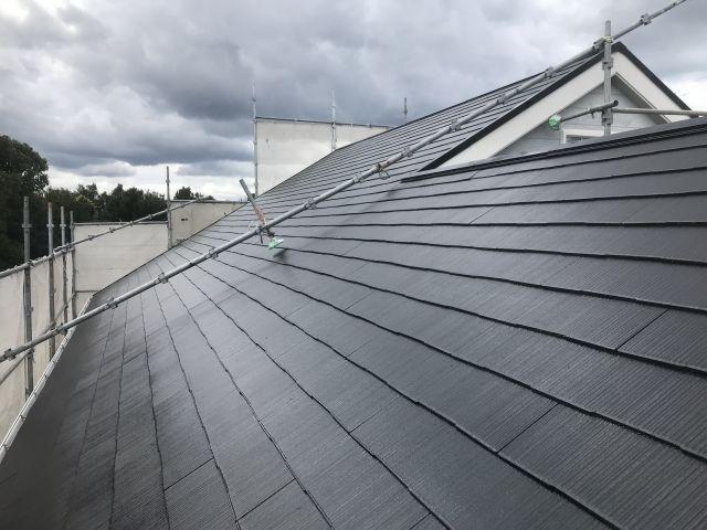 住宅の屋根
